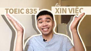 KINH NGHIỆM THI TOEIC 800 - KỂ CHUYỆN ĐI XIN VIỆC / Hung Thinh