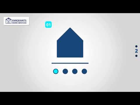 EMIGRANTS HOME SERVICES - SITE TUTORIAL - EN