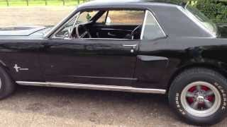 Hi Performance 302 1966 Mustang Coupe For Sale