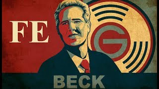 Glenn Beck talks Flat Earth - August 2017 ✅