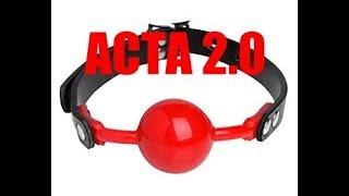 ACTA 2.0 - CZY PANIKOWAĆ?