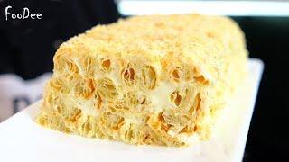 Торт из 3 ингредиентов лучше Наполеона / Рецепт торта за 30 минут! Простой, быстрый и вкусный торт