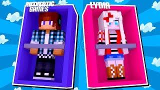 Minecraft: VIREI UM BRINQUEDO !!