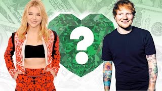 WHO'S RICHER? - Chloe Moretz or Ed Sheeran? - Net Worth Revealed!