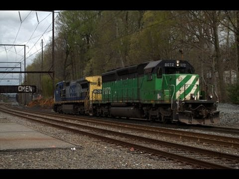 Tri-State Railfanning: Chasing 507, Lease Power, Meets and More!