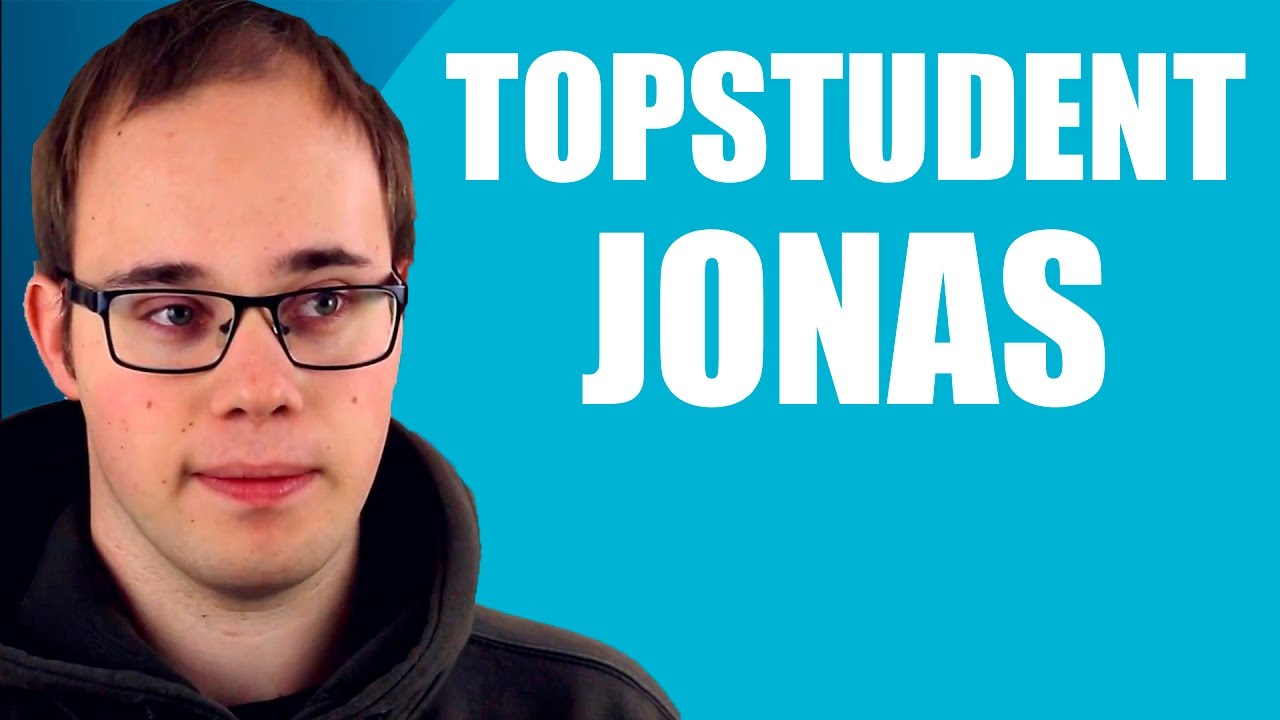 Superstudenten Jonas' råd til en topkarakter