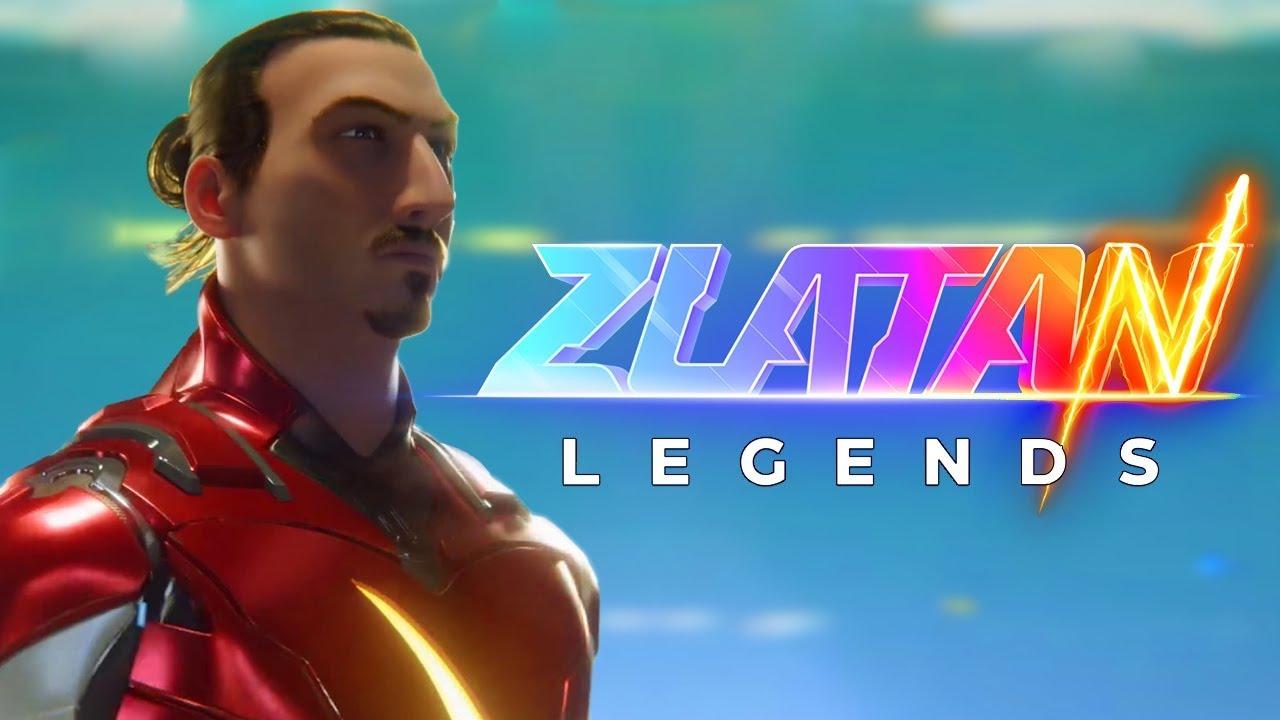 Zlatan Legends Itunes