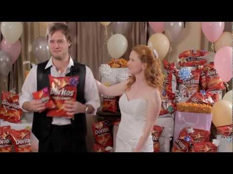 Doritos Commercial  His Big Day  2012 Crash the Super Bowl
