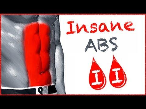 Insane Abs Workout - Round 2