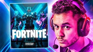 REACCIONANDO A LA TEMPORADA 10 DE FORTNITE - TheGrefg