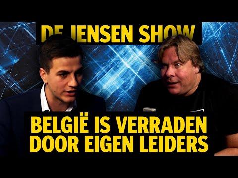 BELGIÃ‹ IS VERRADEN DOOR EIGEN LEIDERS - DE JENSEN SHOW #76
