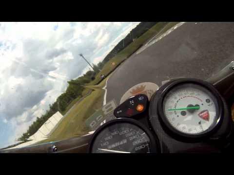 Ducati 998 S - Renntraining Most 2012 - desmorosso.de