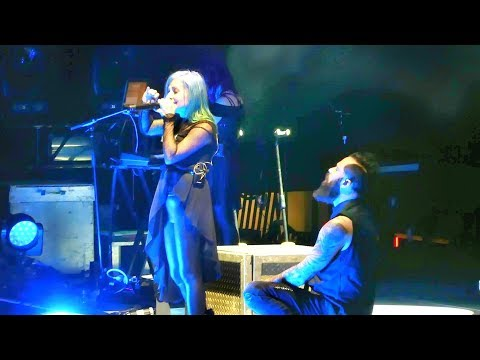 Skillet - Full Show!!! (With Lacey Sturm) - Live HD (Dow Event Center 2019)