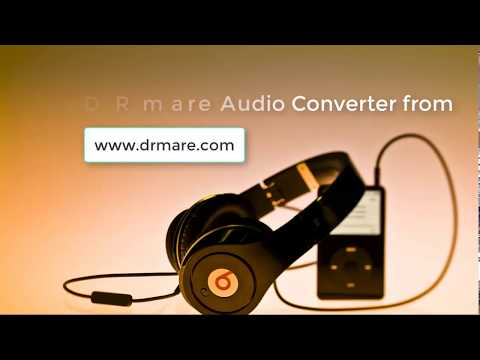 Easily Convert Apple Music M4P to MP3 with DRmare Apple Music Converter