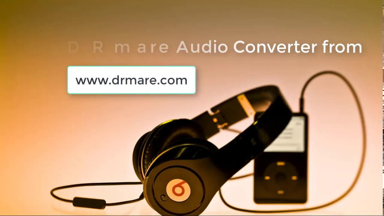 Image result for How To Use DRmare Audio Converter