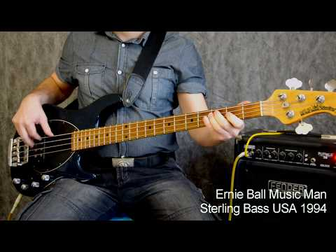 Ernie Ball Music Man Sterling Bass USA 1994