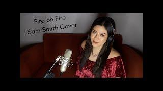 Fire On Fire  Sam Smith   Watership Down  By Tara Flanagan