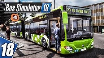 BUS SIMULATOR 18 #18: Der ZOB ist freigeschaltet! | BUS SIMULATOR 2018 deutsch