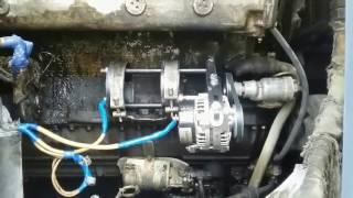 Модернизация генераторной установки тепловоза ТГМ 23