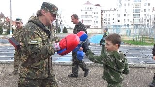 Военная Школа ОФП. Севастополь. (18 Марта 2017 г.)