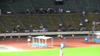 19th Asian Athletics Championships 2011 Men 200m Heat2
