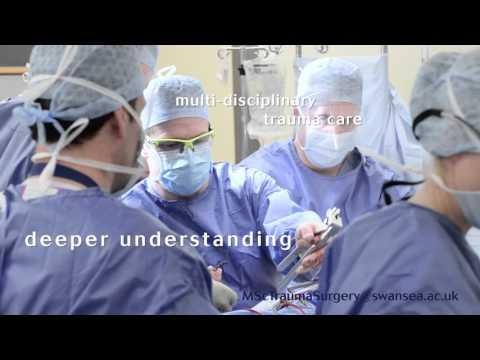 MSc in Trauma Surgery