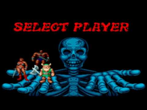 Golden Axe Cheat Codes for SEGA Genesis Stage Select, 9 Credits / Continues