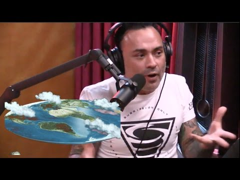 The Eddie Bravo Conspiracy Compilation: Flat Earth Edition - The Joe Rogan Experience