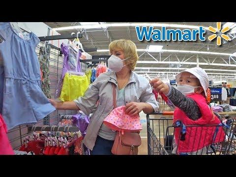 Наши ПОКУПКИ в Walmart - Одежда в Америке