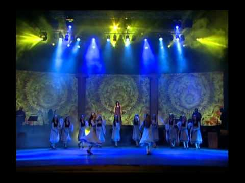 "CROSSROAD ""The Southern sea"" music: G. Andreev,chor. I. Ivanov, solo Neli Andreeva - LIVE 2008"