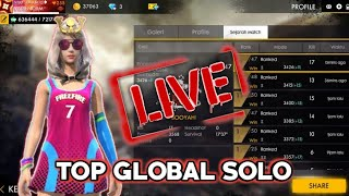 [LIVE] custom room + give away total 2500 dm - free fire indo