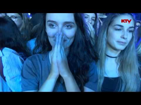 Express - Koncerti i Alban Skënderajt në Prishtinë 02.06.2017