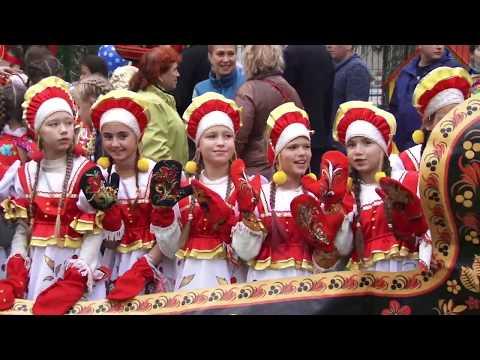 В Заинске прошли традиционные Праздники двора