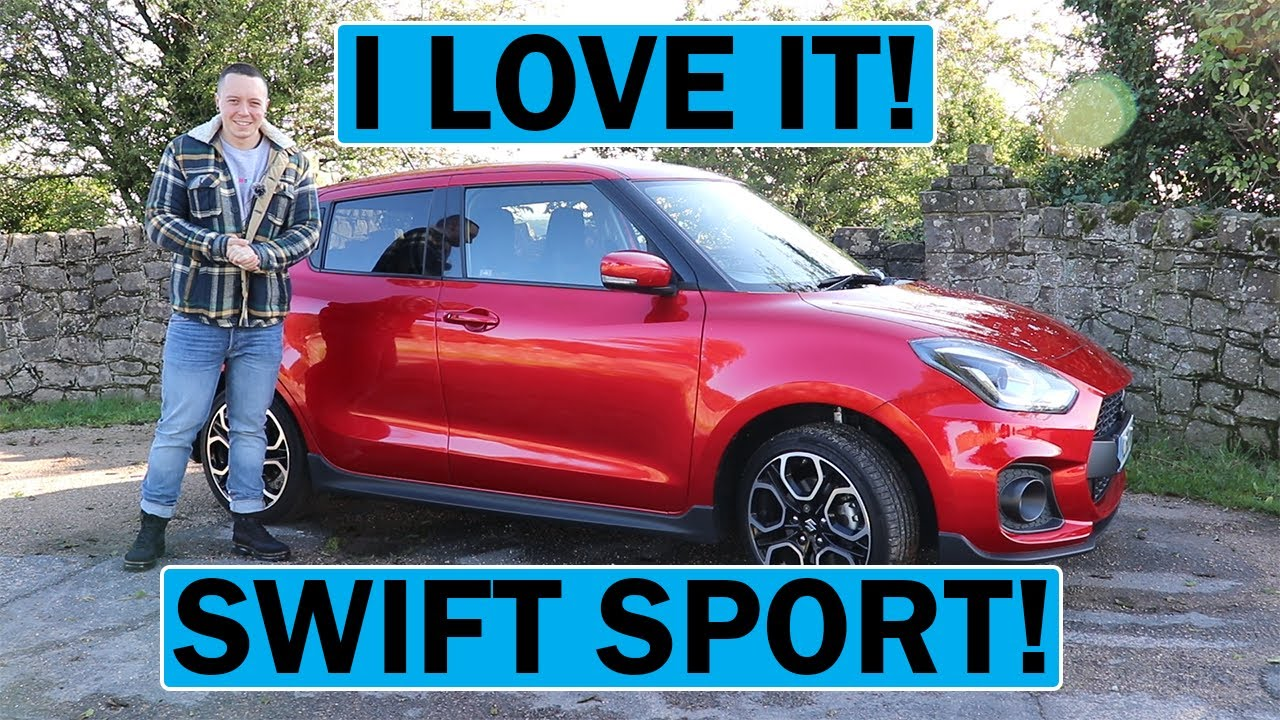 Suzuki Swift Sport 2019 Review - I love it!