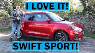 Suzuki Swift Sport 2019 Review - I love it! Video