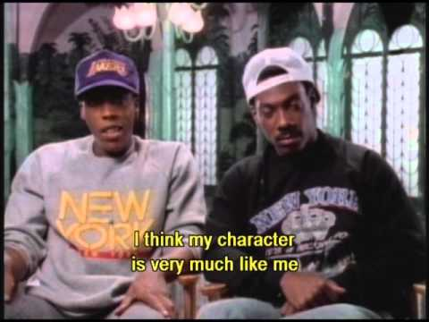 Coming to America- An interview with Eddie Murphy and Arsenio Hall