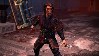 Path of Exile: Executioner Body