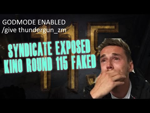 Download Syndicate Exposed, Kino Round 115 FAKED
