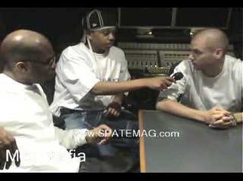 Hip hop producers Midi Mafia interview with SPATE magazine