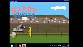 Soy el caballero negro-Happy Wheels #03