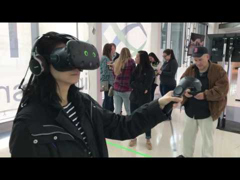 Light City VR Museum Exhibit 2017