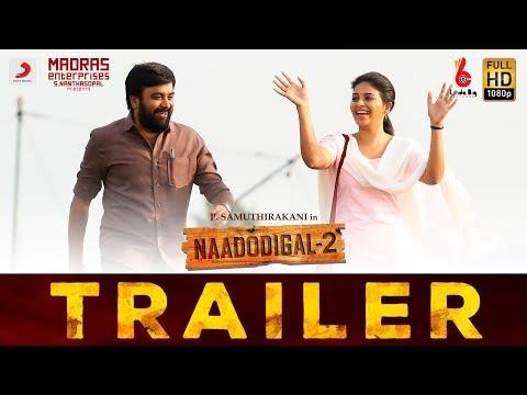 Naadodigal 2 - Official Trailer | Sasikumar, Anjali, Athulya, Barani | P. Samuthirakani