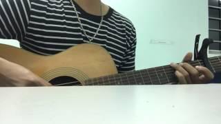 Chuyện hôm qua đó (Ali Hoàng Dương)-guitar cover