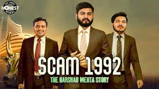 Honest Review Scam 1992: The Harshad Mehta Story | Zain Anwar, Shubham Gaur & Rajesh Yadav | MensXP