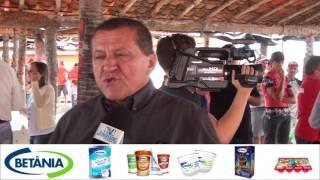 Dedé Teixeira afirma que o Governo do Estado tem planos de parceria com o assentamento Zé Maria do Tomé