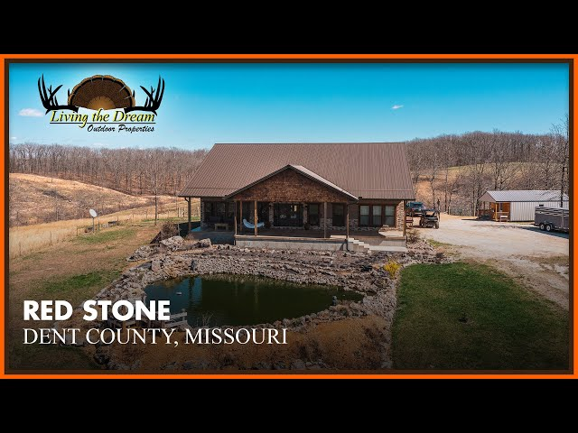 Red Stone | Dent County, MO