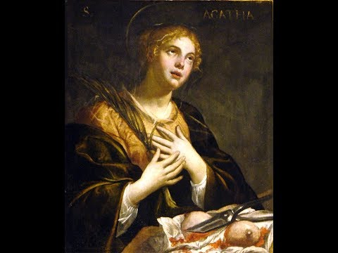 1 Terrible Way to Flirt and 13 Things To Know About St. Agatha | Cathlist #50