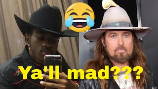 Country music fans are mad that rapper Lil Nas X is bringing swag to it - Vicki Dillard