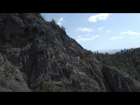 Geocaching: Flinders Peak Conservation Park, Queensland Australia.