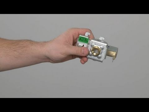 Dishwasher Not CleaningFilling Water Inlet Valve 8531669  YouTube